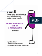 Monitoring Acids and PH in Winemaking[1]