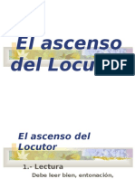 El ascenso del Locutor.ppt
