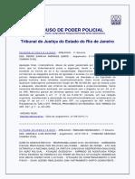 Respons Civil Estado Abuso de Poder Policial