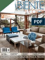 Ambiente y Color Nº 64 Junio/Julio 2016