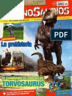 Dinosaurios Número 3 - Noviembre 2015
