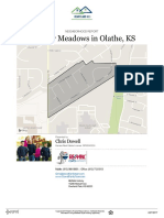 Brittany Meadows Subdivision Neighborhood Real Estate Report