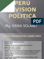 REGIONES POLÍTICAS DEL PERU