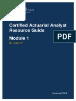 Module 1 Resource Guide2014 Editionv4
