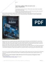 [Buku] PanduaPanduan-Praktis-Mempelajari-Aplikasi-Mikrokontrolern Praktis Mempelajari Aplikasi Mikrokontroler Dan Pemrogramannya Menggunakan ARDUINO