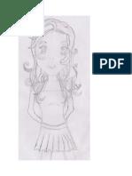 Dibujo Naomi