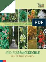 Arboles Urbanos de Chile-2da Edicion