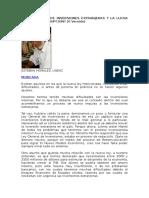 La Nueva Ley de Inversiones Extranjeras y La Lucha Contra La Corrupcion