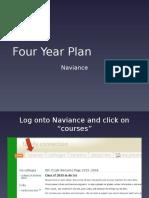 Naviance 4 Year Plan