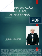 Teoria Acao Comunicativa Habermas