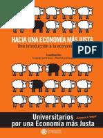 Hacia Una Economia Mas Justa 3-3-2016