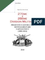 27e e 28e Division Militaire 1800-1814