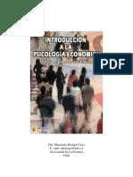 Denegri Marianela Introduccion a La Psicologia Económica