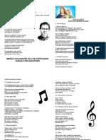 Cancionero Retiro