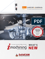 SolidCAM 2014 IMachining What's New
