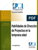 PMIEF Project Management
