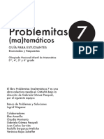 Libro Problemitas 7 - Estudiante - Omapa 2014