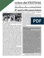 Il Corriere del Festival N02_9 luglio