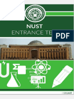 NUST Entry Test | Test (Assessment) | Question