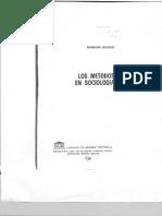 P4 Boudon, Los métodos de las encuestas cuantitativas.pdf