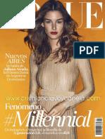 Vogue México - Julio 2016