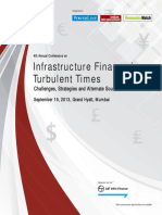 Conf Infrastructure Finance September2013