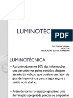 Aula 4 - Luminotécnica