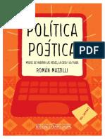 Politica-poética