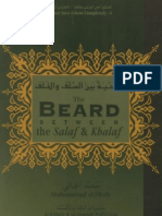 The Beard Among Salaf & Khalaf by Sheikh Aljibaly