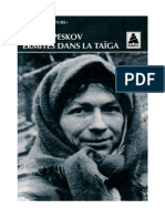 Ermites Dans La Taiga - Vassili Peskov