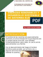 Energías Renovables I y II