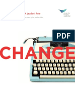 Navigating Change White Paper