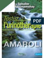 Testez l'Urinotherapie - Dr Christian Tal Schaller