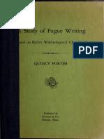 Study of Fugue Writ 00 Port