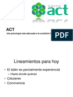 Slides Workshop ACT