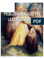Problemas sexuales y de la identidad sexual