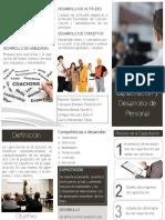 Capacitacion y desarrollo Personal