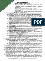 Basel i to Basel II to Basel III-modified