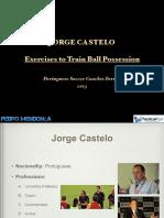 Jorge Castelo - Ball Possession