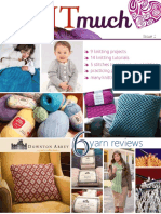 KNITmuch Issue 2 Download