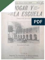 Elvira Garcia y Garcia - Escuela y Familia