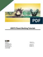 ANSYS Fluent Meshing Tutorials.pdf