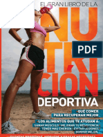 El Gran Libro de La Nutricion Deportiva