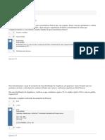 APOL 03 - Estatística e Psicologia Voltada à Gestão Das Organizações