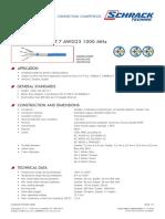 Schrack cablu S-FTP Cat.7  LSOH.pdf