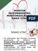 monitorização