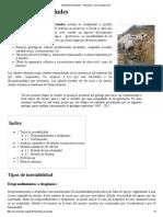 Estabilidad de Taludes - Wikipedia, La Enciclopedia Libre