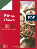 [] Pret en 1 Heure-Pour Cuisiner Sans Stresser