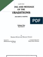 Maariful Hadith-Vol2-Part3-P1-180 Sheikh Manzoor Nomani (R.A)