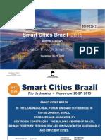 Smart Cities Brazil 2015 - Final Report